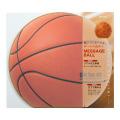 カラー色紙 丸形 バスケットボール柄(33194006)