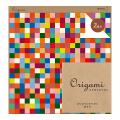 【Origami】オリガミ 2色アソート<15角> モザイク柄