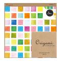 【Origami】オリガミ<15角> 水彩 タイル柄