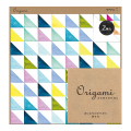 【Origami】オリガミ<15角> 水彩 三角柄