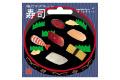 OJ ミニマグネット(6個入) 寿司