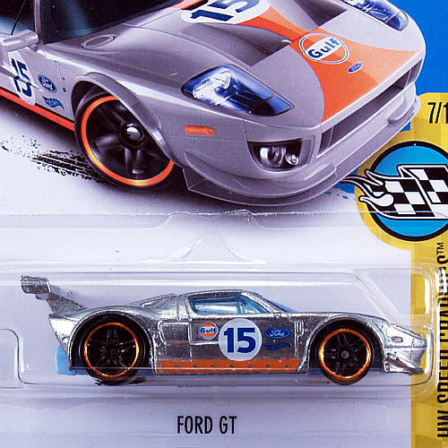 2016 HW Speed Graphics / Ford GT / フォード GT 【Wal-Mart Exclusive】