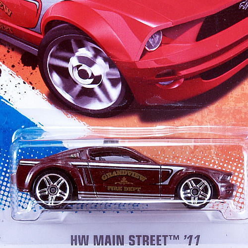 2011 HW Main Street / Ford Mustang GT Concept / フォード・マスタング・コンセプト