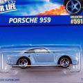 1996 PORSCHE 959 (SLV) / �ݥ륷�� 959