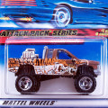 2000 Attack Pack Series / Nissan Truck / ニッサン トラック
