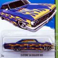 2013 HW Showroom / Custom 64 Galaxie 500 / �������� 64 ����饯����500��Kmart Exclusive��