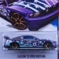 2014 HW CITY / Custom '12 Ford Mustang (PPL) / カスタム '12 フォード マスタング