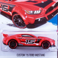 2015 World Race / Custom '15 Ford Mustang  / カスタム '15 フォード・マスタング