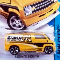 2015 HW Performance / Custom ��77 Dodge Van (YLW) / �������� '77 ���å��Х�
