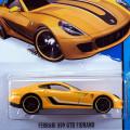 2015 Street Power / Ferrari 599 GTB Fiorano / フェラーリ 599GTB フィオラノ (YLW)