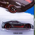 2015 Thrill Racers / Ferrari 599 XX (BLK) / �ե��顼��599XX