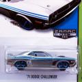 2015 HW Workshop / '71 Dodge Challenger  / '71 ���å��������㡼����WalMart Exclusive! / ������ޡ��ȸ����