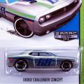 2015 HW Workshop / Dodge Challenger Concept / ���å��������㡼�����ץ�