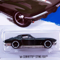 2015 THEN AND NOW / '64 CORVETTE (GRN) - KMart Collectors Day Exclusive! / '64 コルベット