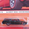 2015 Heritage Series - Redline / '64 Chevy Nova Station Wagon / '64 �����ӡ����Υ��������ơ������若��