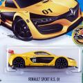 2016 HW Exotics / Renault Sport R.S. 01 / ��Ρ������ݡ��롡R.S.01
