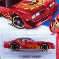 2016 HW Flames / '77 Pontiac Firebird  / '77 �ݥ�ƥ����å����ե����䡼�С���