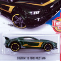 2016 Then and Nowt / Custom '15 Ford Mustang / カスタム '15 フォード・マスタング