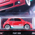 2016 Car Culture - Euro Style / Fiat 500 / フィアット 500
