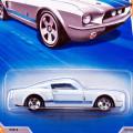 2010 HW Premiere / '67 Shelby GT500 / '67 ������ӡ� GT500