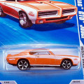 2010 Muscle Mania / '69 Pontiac GTO Judge / '69 �ݥ�ƥ����å� ����å�