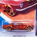 2011 Heat Fleet / '65 Mustang
