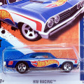 2011 HW Racing / '67 Chevelle SS 396