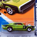 2012 MUSCLE MANIA MOPAR / '70 DODGE CHARGER R/T (GRN) / '70 ダッジ チャージャー R/T