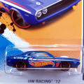 2012 HW Racing / '70 Dodge Hemi Challenger / '70 ���å����إߡ������㡼
