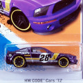 2012 HW Code Cars / '07 Ford Shelby GT-500 / '07 フォード・シェルビー GT-500