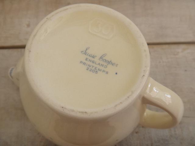 スージークーパー プランタン ミルクジャグ
