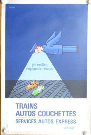 SNCFビンテージポスター