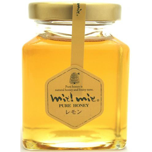 スペイン産「レモン」はちみつ210g