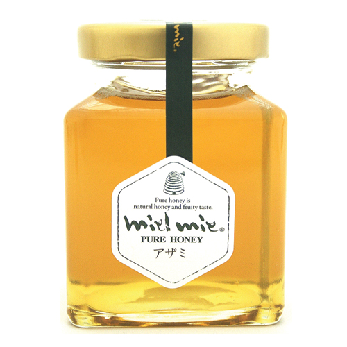 国産あざみ蜂蜜210g