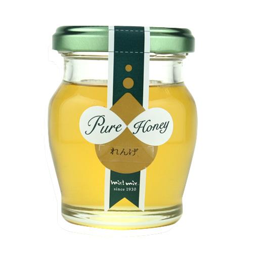 国産れんげ蜂蜜105g