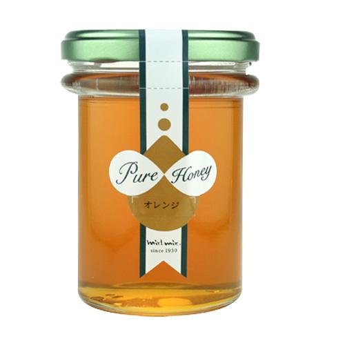 メキシコ産オレンジ蜂蜜190g