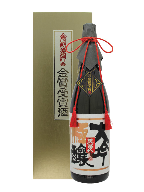 27BY金賞受賞酒1800