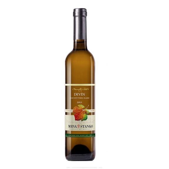 【スロバキア】甘口デザートワイン・白ワイン デヴィーン 《Devin》 [Mrva&Stanko] 500ml