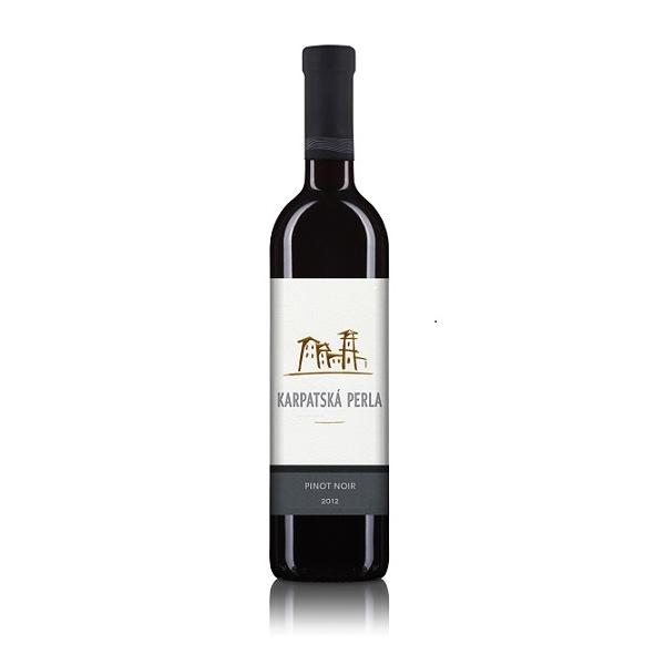 【スロバキア産】 KPピノ・ノワール 《KP Pinot Noir》 [Karpatska Perla] 750ml
