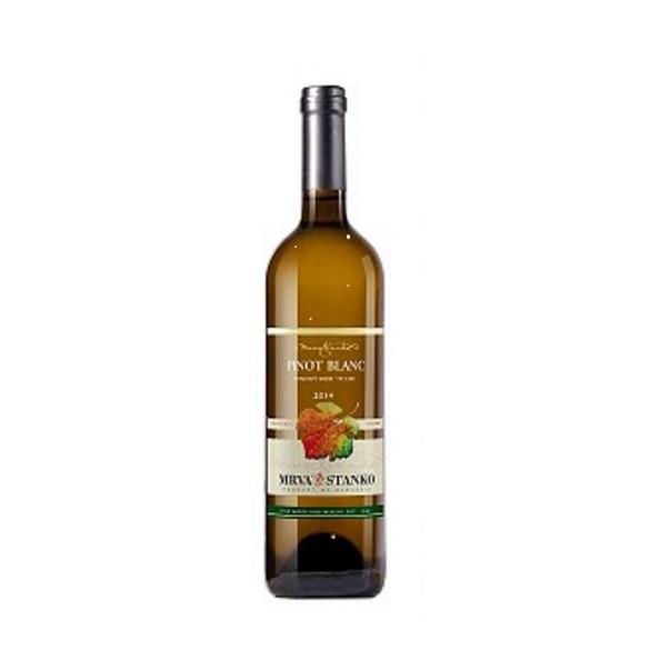 【スロバキア】白ワイン ピノ・ブラン《Pinot Blanc》 [Mrva&Stanko]