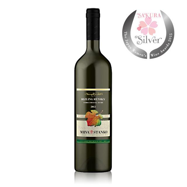 MS リースリング・リンスキー2013【スロバキアワイン】白・ボリュームある辛口