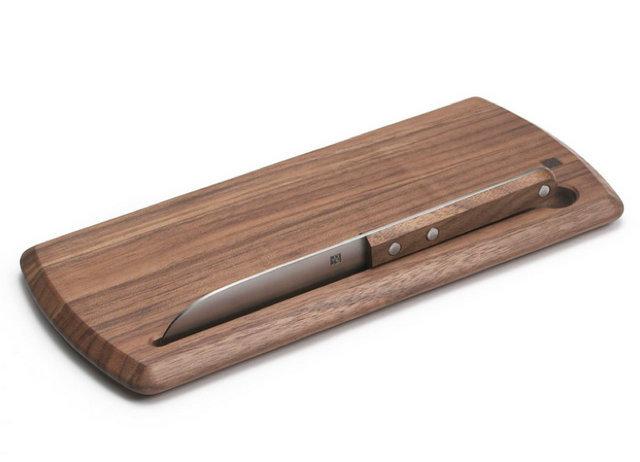 味方屋 ミニナイフとカッティングボード