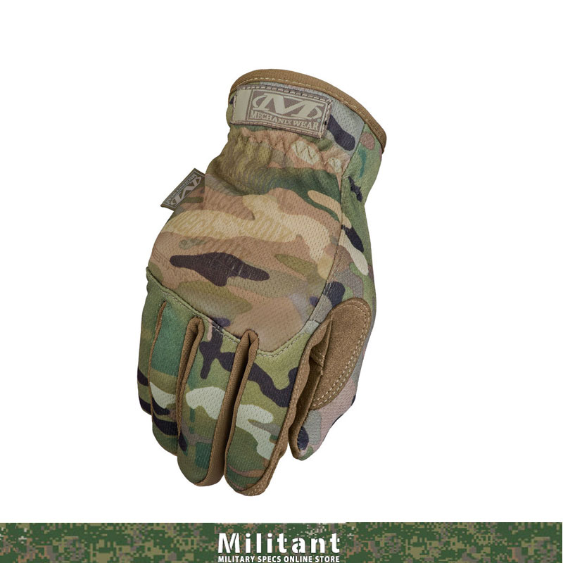 MECHANIX WEAR メカニクスウェア  FAST FIT Glove  MULTICAM(マルチカム)
