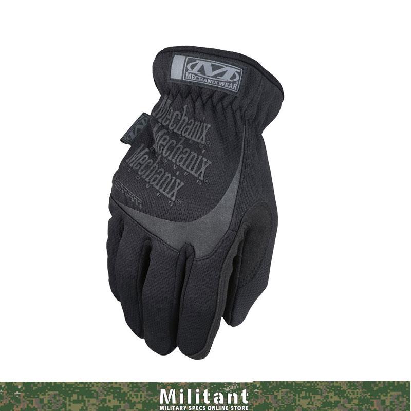 MECHANIX WEAR メカニクスウェア  FAST FIT Glove  COVERT(黒)