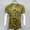 在庫一掃セール 迷彩半袖コットンTシャツ (2枚組) Mサイズ