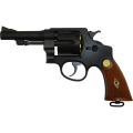 ���ʥ������ ȯ�Х�ǥ륬�� S&W M1917HE 4����� �֥�å�HW [��������/����������]