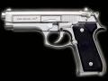 マルシン モデルガン組立キット U.S.N.9mm M9 ドルフィン シルバー ABS [エアガン/エアーガン]