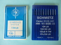 シュメッツ(SCHMETZ) 134LR 【10本入り】