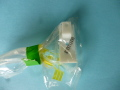 「長期在庫品」 SUISEI  テフロン 針穴中心「交換用テフロンのみT35CWB」