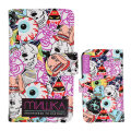 MISHKA LOGO COLLAGE SMART PHONE CASE (ACC/EX161005ACOLL)